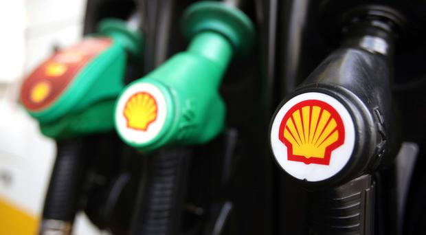Shell has reported a big rise in profits