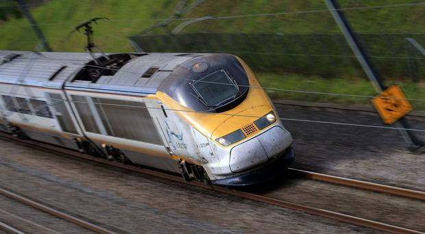 More Americans are using Eurostar services due to the fall in the value of the pound