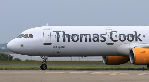 Thomas Cook said it has seen a surge in demand for holidays in Greece