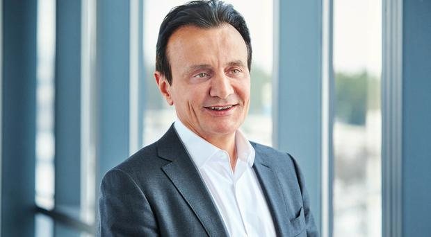The news comes amid speculation over the future of Astra Zeneca chief executive Pascal Soriot