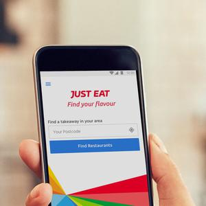 Just Eat said revenues for the year are set to be above expectations