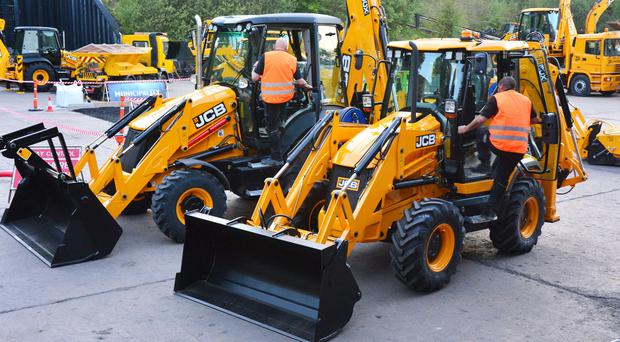 Construction equipment giant JCB has secured one of its biggest ever UK deals.