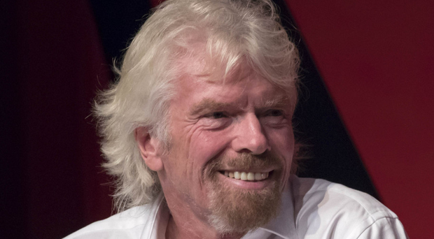 Offload: Sir Richard Branson