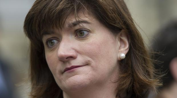 Nicky Morgan has requested a response by August 2