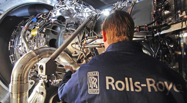 Rolls-Royce has been looking to shore up its performance after reporting its largest ever loss and one of the biggest in UK corporate history earlier this year