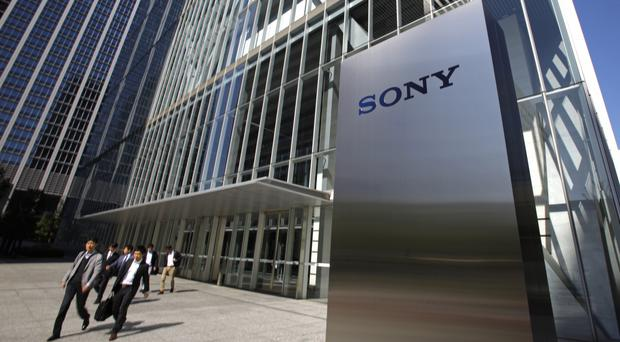 Sony's quarterly sales gained 15% (Shuji Kajiyama/AP)