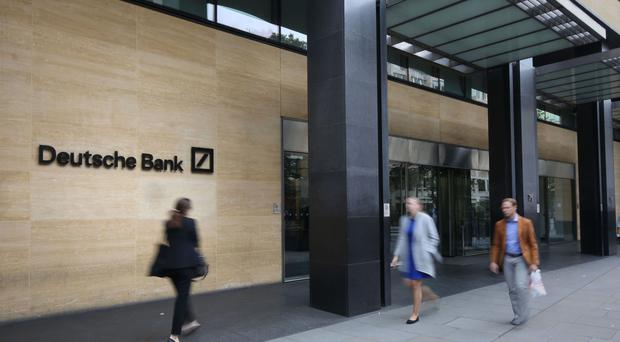 Deutsche Bank warned UK staff that roles may be shifted to Frankfurt as it prepares for Brexit
