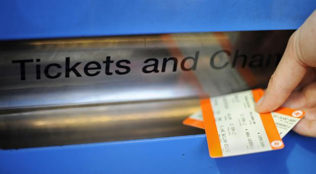 The RMT union said it is a 'national scandal' that UK passengers pay the largest proportion of their salaries in the EU just for travelling to and from work