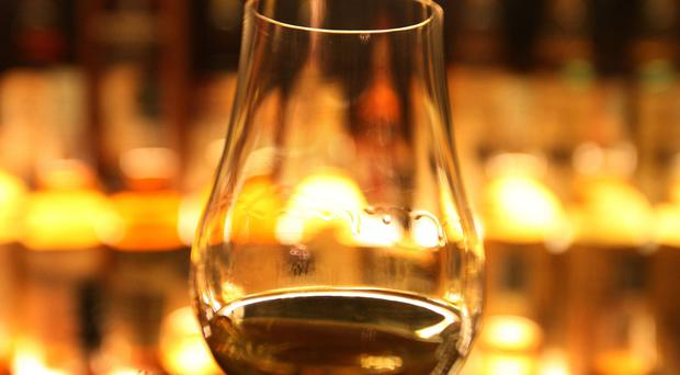 Export tariffs on Scotch range from zero to more than 150%
