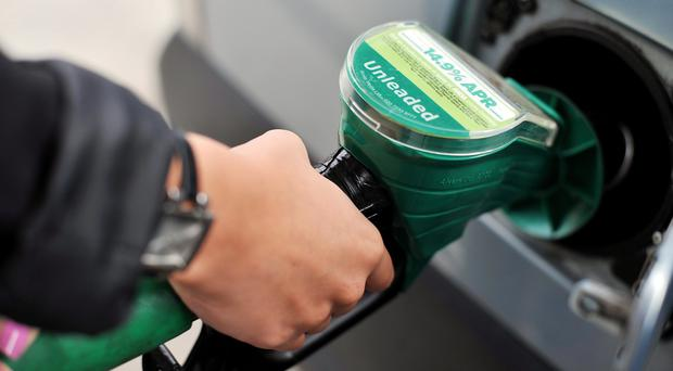 'The RAC predicted that forecourt prices could rise by up to 4p per litre in the coming days because of the shutdown of large refineries on the Gulf Coast of the US' (stock photo)