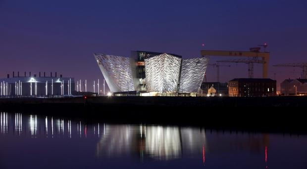 Earlier this year Titanic Belfast recorded a 17% increase in visitor numbers from the Republic of Ireland