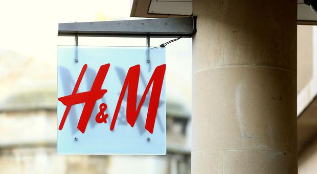 High street fashion giant H&M, which has nine stores in Northern Ireland, has admitted it made