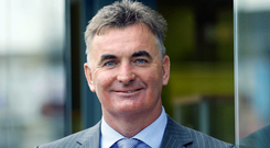 First Derivatives boss Brian Conlon