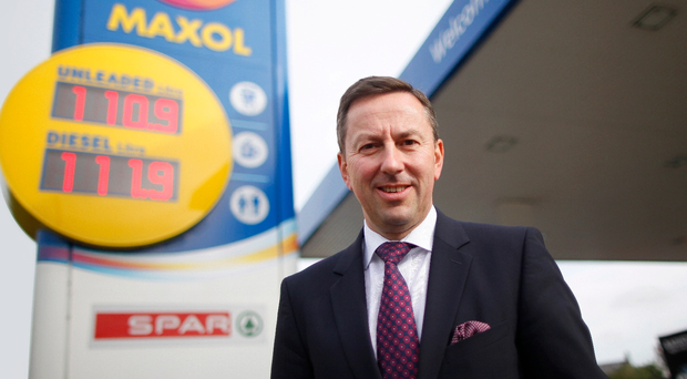 Maxol chief executive Brian Donaldson