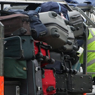All of the baggage sizers tested were found to measure in excess of the maximum dimensions permitted by each airline for cabin baggage (stock photo)