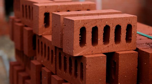 UK builders have suffered the sharpest fall in new orders since the financial crisis as the construction sector downturn deepens, according to a survey (stock photo)