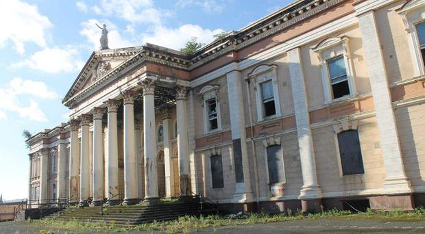 The Crumlin Road Courthouse