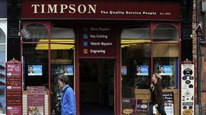 Timpson is expanding its drycleaning interests