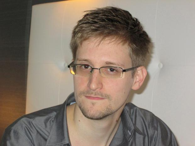 Edward Snowden, one of the world's most famous whistleblowers