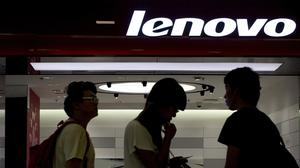 Lenovo is hosting its Tech World event in San Francisco (AP)