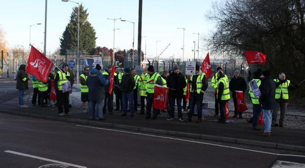 Workers at the Atomic Weapons Establishment are to strike again