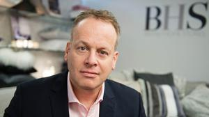 "David Anderson, managing director of BHS International, said the retailer's overseas business has enjoyed ""strong growth"" in recent years"