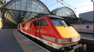 Stagecoach was hit by a £44.8 million non-cash exceptional impairment linked to the Virgin Trains East Coast franchise