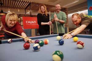 Cayan is expanding its workforce in Belfast