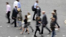 Wages are being held down because of the widespread use of zero-hours contracts, according to a study. (stock picture)