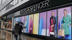 Marks & Spencer is expected by most analysts to eke out a 0.2% rise in third-quarter sales across its general merchandise business