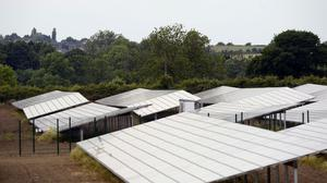 Solar power contributed more electricity in the UK than coal plants over the last six months