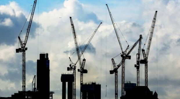 Construction companies were the least optimistic about their near-term growth prospects since December 2016, with faltering Brexit negotiations blamed for the despondency.