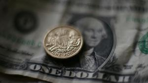 Sterling shot up 0.4% versus the US dollar to reach 1.280 for the first time since June 8