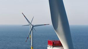 The funding is intended to boost the offshore wind power sector