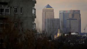 The flat white economy sector does not have the same need for large office blocks in central London or the City, the report said