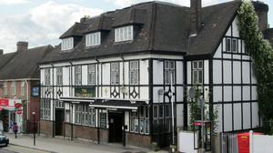 """The Fellowship Inn was at the centre of the Bellingham """"homes for heroes"""" estate built for returning First World War veterans and their families (Phoenix Community Housing/Heritage Lottery Fund/PA)"""