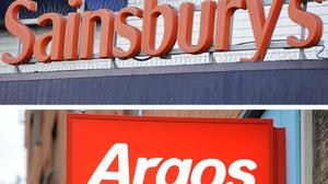 Sainsbury's has committed to opening 250 Argos concessions over three years