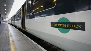 There will be no Southern services during the strikes next Tuesday, Wednesday and Friday