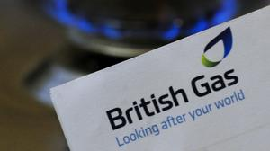 Centrica, which owns British Gas, said it held the number of UK home energy accounts flat at around 14.3 million since its first half