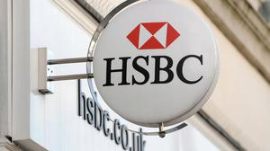 HSBC said pre-tax profit rose 5% to 10.2 billion US dollars (£7.8 billion) in the first six months of the year