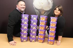 Morelli brother and sister Arnaldo and Daniela mark new deal with Tesco Ireland