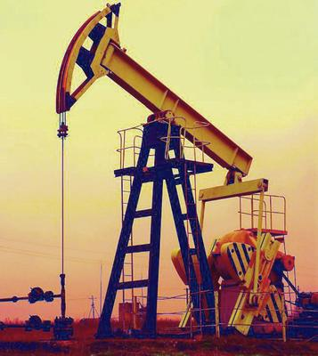 A bounce back in oil prices saw Brent crude stand around 58% higher than a year earlier in the first quarter, at around $53.69 a barrel (stock photo)