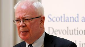 """Lord Wallace of Tankerness accused ministers of """"capriciously"""" cutting support to wind energy and damaging investor confidence in the sector"""