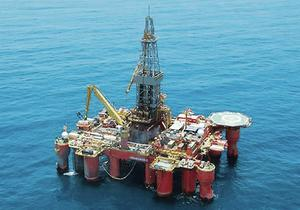 Extra work: The Blackford Dolphin oil rig