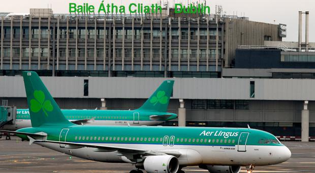 Dublin Airport Authority has formally asked the local council to raise the annual cap on passenger traffic at Dublin Airport to 35 million from 32 million