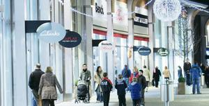 The Outlet in Banbridge was Orana's biggest  completed scheme