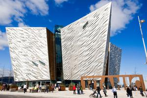 Titanic Belfast is already a tourism success