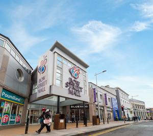 The new Sports Direct branch will occupy the former H&M unit at Lisburn's Bow Street Mall