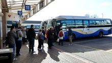 A rise in the number of passengers will prove difficult for Translink as it tackles social distancing