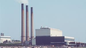 The power station at Ballylumford, which is Czech-owned, was bought from the American AES corporation